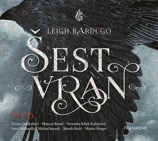 Bardugo Leigh: Šest vran - CD
