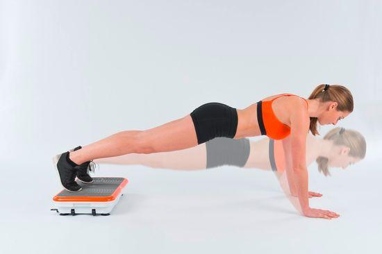 Mediashop Vibro Shaper - fitness přístroj na procvičení celého těla