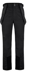Loap moške smučarske hlače Fossi, L, črne - Odprta embalaža