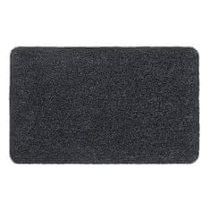 FLOMA Antracitová vnitřní vstupní čistící pratelná rohož Aqua Luxe - 40 x 60 cm