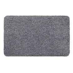 FLOMA Šedá vnitřní vstupní čistící pratelná rohož Aqua Luxe - 60 x 100 cm