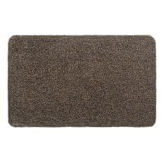 FLOMA Hnědá vnitřní vstupní čistící pratelná rohož Aqua Luxe - 60 x 100 cm