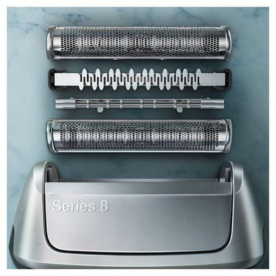 Braun Series 8 - 8345s brivnik, črn