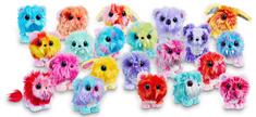 TM Toys majhne igrače za dojenčke Fur Balls Babies