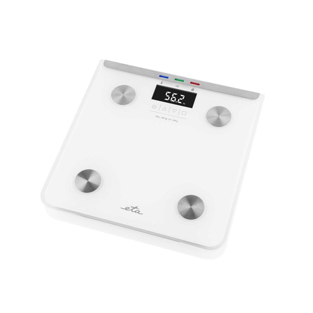 ETA Osobní váha Laura 0781 90000 Body fat - zánovní