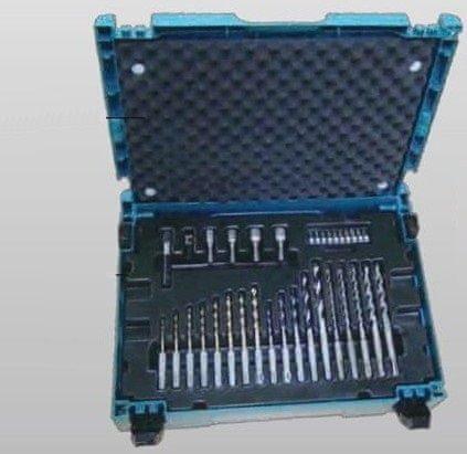 Makita MAKPAC 65-delni set svedrov in nastavkov SDS-Plus B-69478