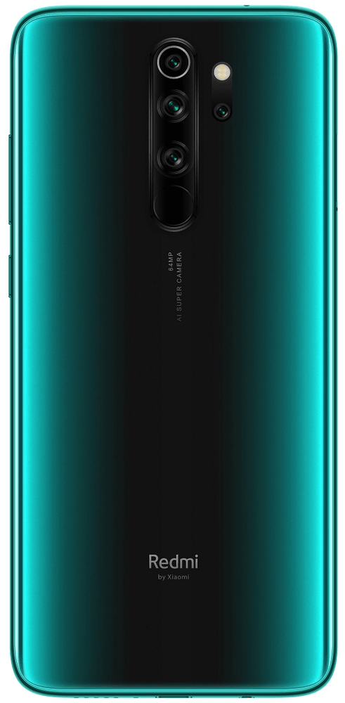 Xiaomi Redmi Note 8 Pro, 6GB/64GB, Global Version, Green