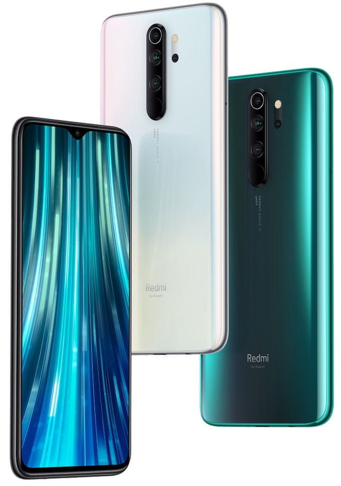 Xiaomi Redmi Note 8 Pro, 6GB/128GB, Global Version, Green