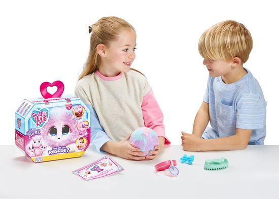 TM Toys Fur Balls Tajemnicze Zwierzątko Candy Floss