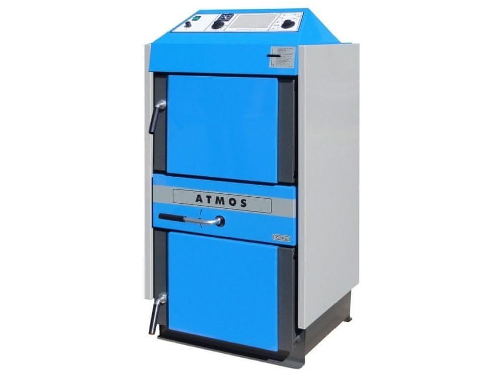 Atmos DC 25 S - Zplynovací kotel s elektronickou regulací
