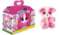 TM Toys igrača My Real Rescue, roza