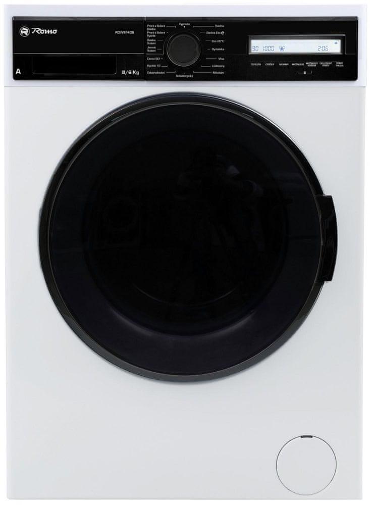 Romo pračka se sušičkou RDW8140B