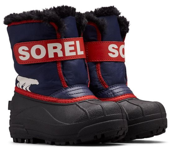 Sorel Childrens Snow Commander otorški škornji