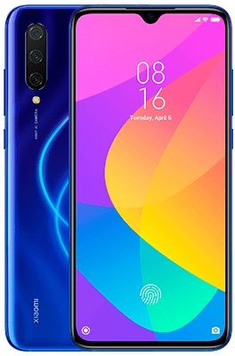 Xiaomi Mi 9 Lite, 6GB/64GB, Global Version, Not just blue
