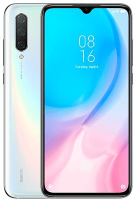 Xiaomi Mi 9 Lite, 6GB/64GB, Global Version, More than white