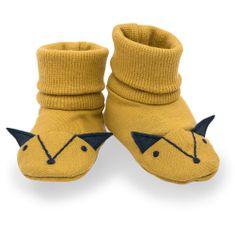 Pinokio gyerek kocsicipő/zokni Secret Forest 19 sárga