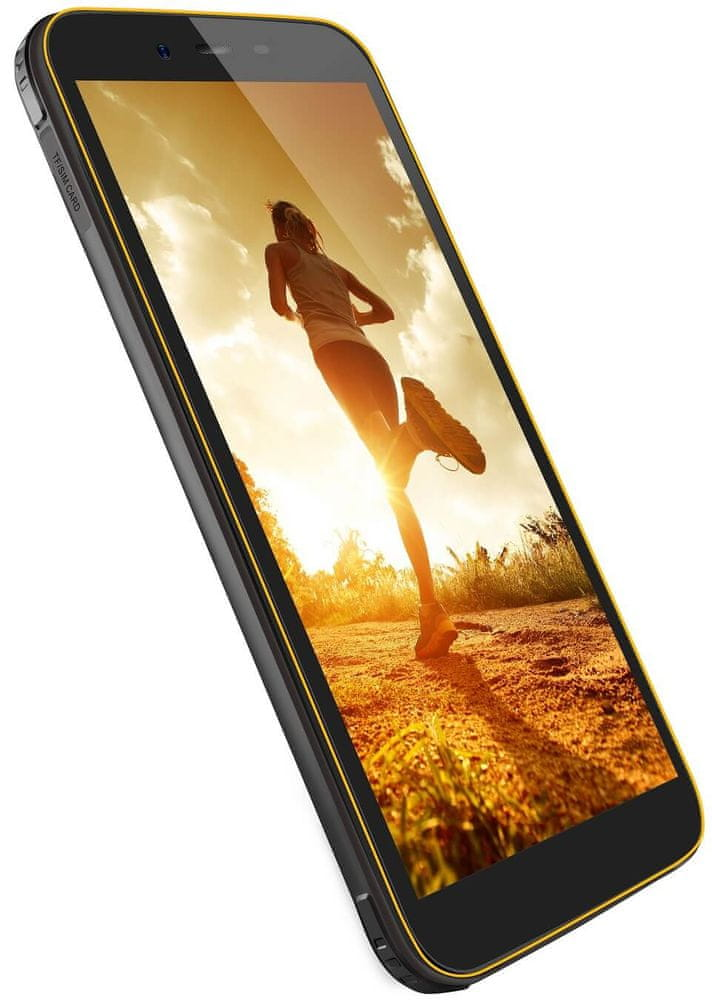 iGET Blackview BV5500 Pro, 3GB/16GB, Yellow