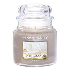 Yankee Candle Svíčka ve skleněné dóze , Naplavené dřevo, 410 g