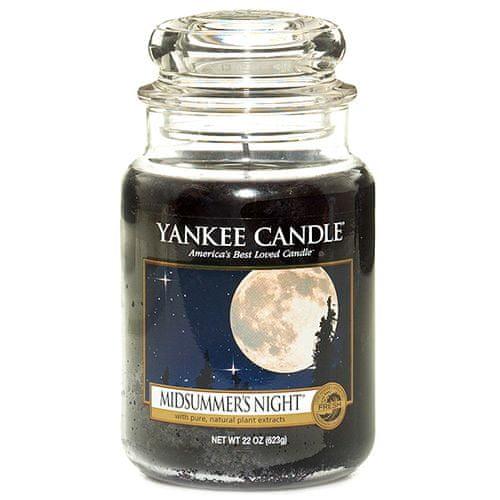 Yankee Candle Svíčka ve skleněné dóze , Letní noc, 623 g