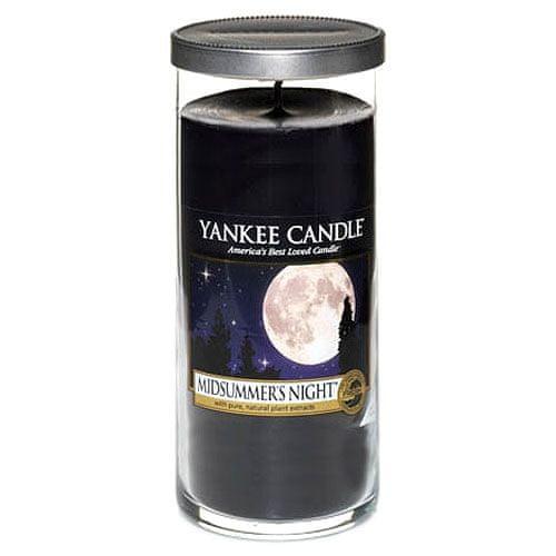 Yankee Candle Svíčka ve skleněném válci , Letní noc, 566 g