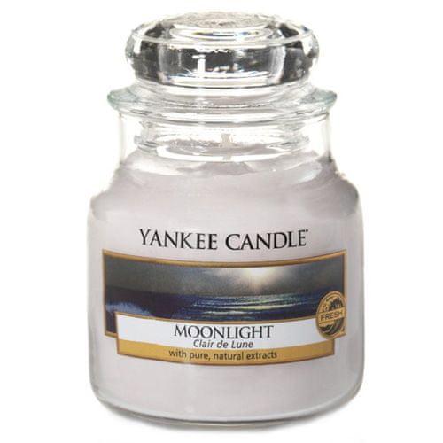 Yankee Candle Svíčka ve skleněné dóze , Měsíční svit, 104 g