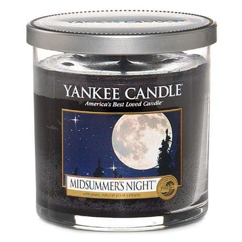 Yankee Candle Svíčka ve skleněném válci , Letní noc, 198 g