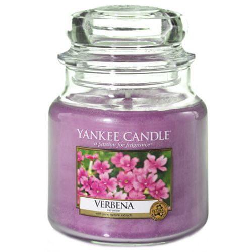 Yankee Candle Svíčka ve skleněné dóze , Verbena, 410 g