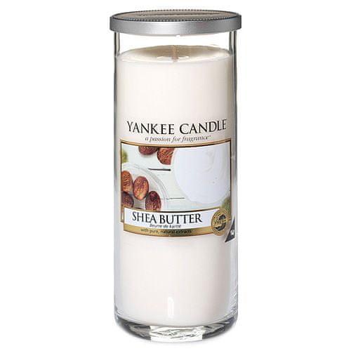 Yankee Candle Svíčka ve skleněném válci , Bambucké máslo, 566 g