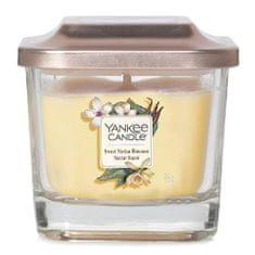 Yankee Candle Svíčka ve skleněné váze , Sladký květinový nektar, 96 g