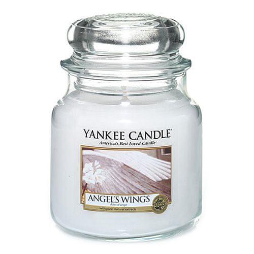 Yankee Candle Svíčka ve skleněné dóze , Andělská křídla, 410 g