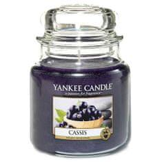 Yankee Candle Svíčka ve skleněné dóze , Černý rybíz, 410 g