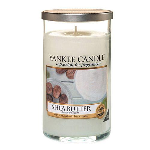 Yankee Candle Svíčka ve skleněném válci , Bambucké máslo, 340 g