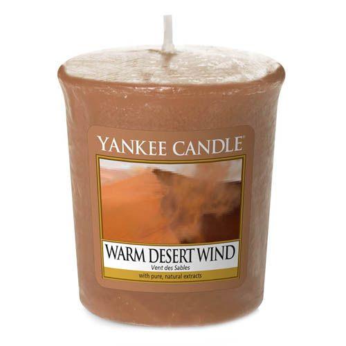 Yankee Candle Yankee gyertya, Meleg sivatagi szél, 49 g