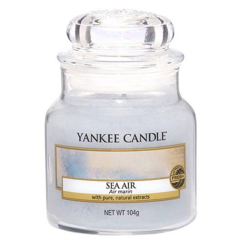 Yankee Candle Svíčka ve skleněné dóze , Mořský vzduch, 104 g