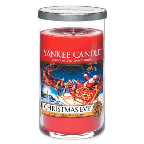 Yankee Candle Svíčka ve skleněném válci , Štědrý večer, 340 g