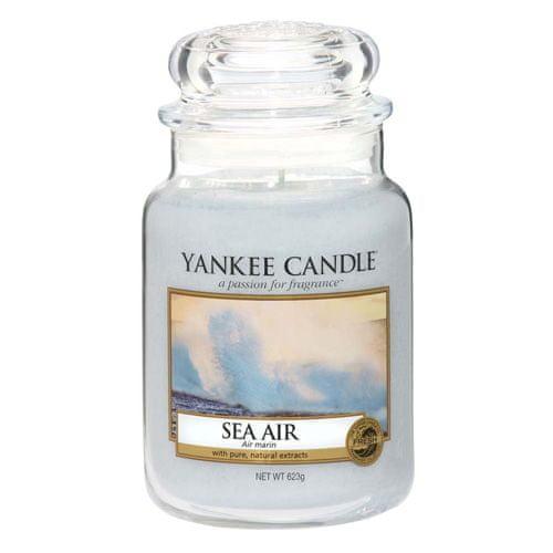 Yankee Candle Svíčka ve skleněné dóze , Mořský vzduch, 623 g