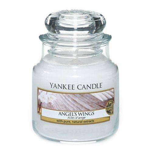 Yankee Candle Svíčka ve skleněné dóze , Andělská křídla, 104 g