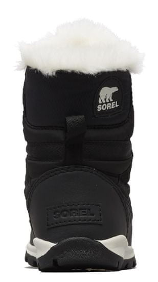 Sorel Youth Whitneyshort Lace dekliški škornji
