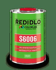 COLORLAK ŘEDIDLO S6006, 0,7 l