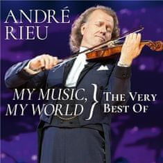 Rieu André: My Music - My World - The Very Best Of André Rieu (2x CD) - CD
