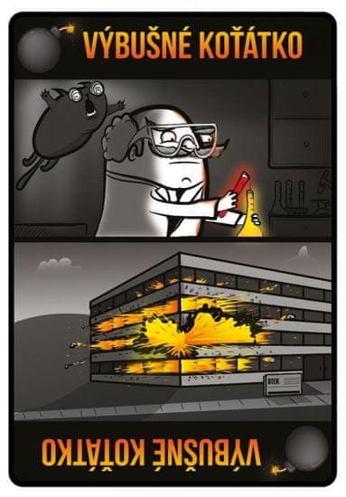 ADC Blackfire Výbušné mačiatka: Nasprostlá edícia