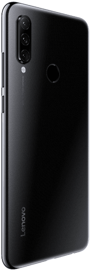 Lenovo K10 Note pametni telefon, 6GB/128GB, črn