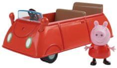 TM Toys Pujsa Pepa - drižinski avto + figurica