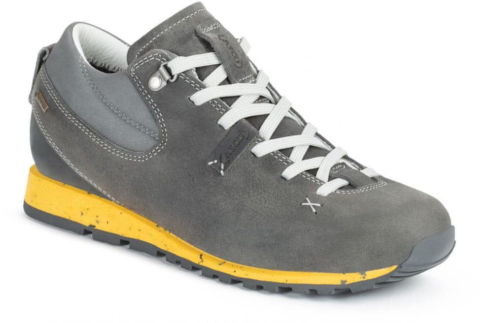 Aku Bellamont Gaia Fg Gtx Ws, Grey-Yellow 6,5 (40,0)