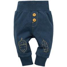 PINOKIO Secret Forest dječje hlače, 56, tamno plave