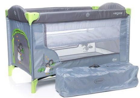 4Baby łóżeczko podróżne VEGAS