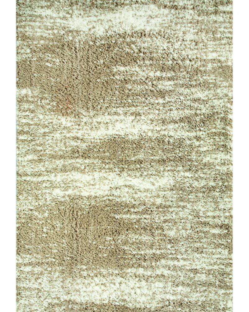 Spoltex Kusový koberec Nizza béžový 80x150
