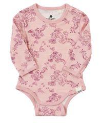 CeLaVi lány body Merino/Bambus, 60, rózsaszín