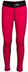 ALPINE PRO dětské spodky Susyo 150 červená/modrá