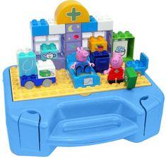 BIG PlayBig BLOXX Peppa Pig Súprava s kufríkom